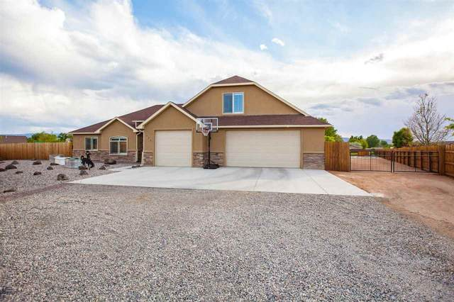 777 Foxtail Road, Grand Junction, CO 81505 (MLS #20212467) :: The Joe Reed Team