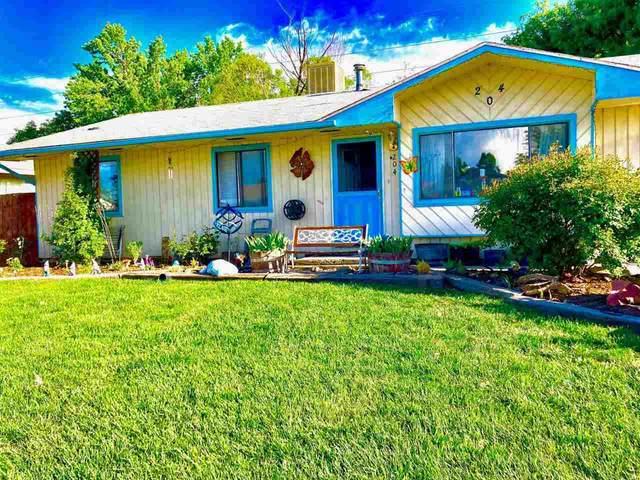 204 E Concord Drive, Fruita, CO 81521 (MLS #20212470) :: Lifestyle Living Real Estate