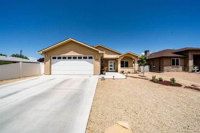 3028 Red Pear Drive, Grand Junction, CO 81504 (MLS #20212475) :: Michelle Ritter