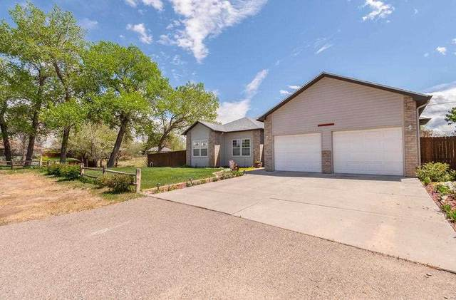 2643 Cottonwood Drive, Grand Junction, CO 81506 (MLS #20212483) :: The Christi Reece Group