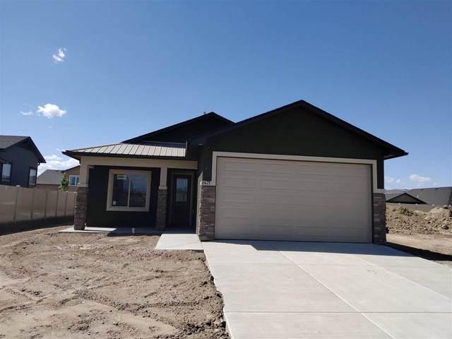 2471 Apex Avenue B, Grand Junction, CO 81505 (MLS #20212486) :: Michelle Ritter