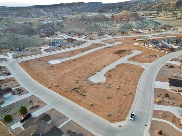 TBD Red Wash Court Lot 17, Grand Junction, CO 81507 (MLS #20212494) :: The Joe Reed Team