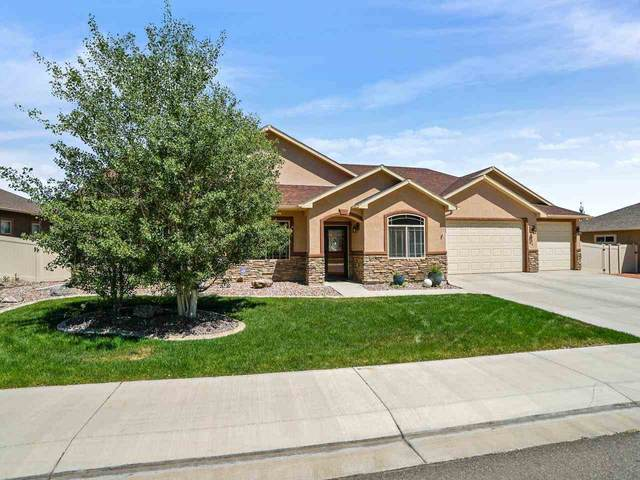 642 Allegheny Drive, Grand Junction, CO 81504 (MLS #20212504) :: Michelle Ritter