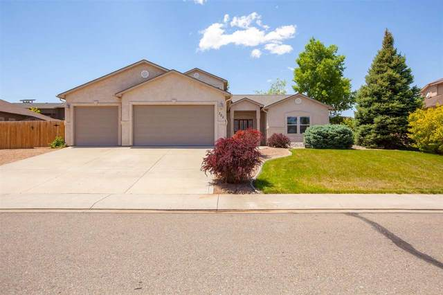 705 Tranquil Trail, Grand Junction, CO 81507 (MLS #20212505) :: Michelle Ritter