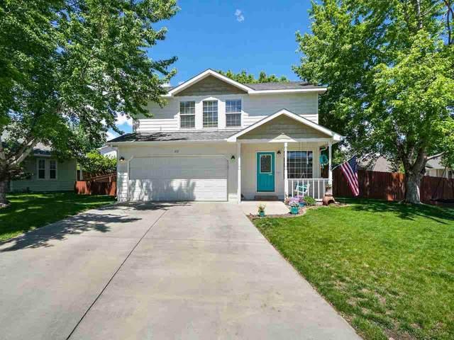 637 Ian Court, Grand Junction, CO 81504 (MLS #20212507) :: Michelle Ritter