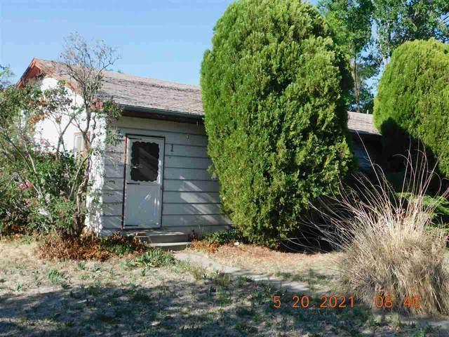 1409 Cedar Avenue, Grand Junction, CO 81501 (MLS #20212508) :: Michelle Ritter