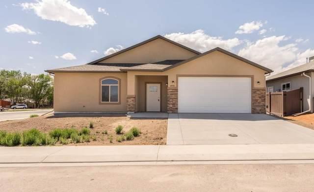 2970 Trace Street, Grand Junction, CO 81504 (MLS #20212510) :: Michelle Ritter