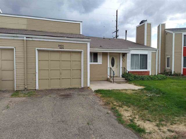 2825 Quincy Lane # 9, Grand Junction, CO 81503 (MLS #20212535) :: Michelle Ritter