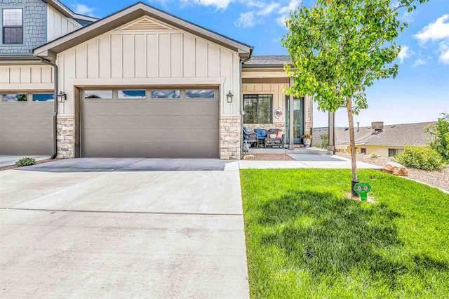 1645 Wellington Avenue, Grand Junction, CO 81501 (MLS #20212542) :: Michelle Ritter