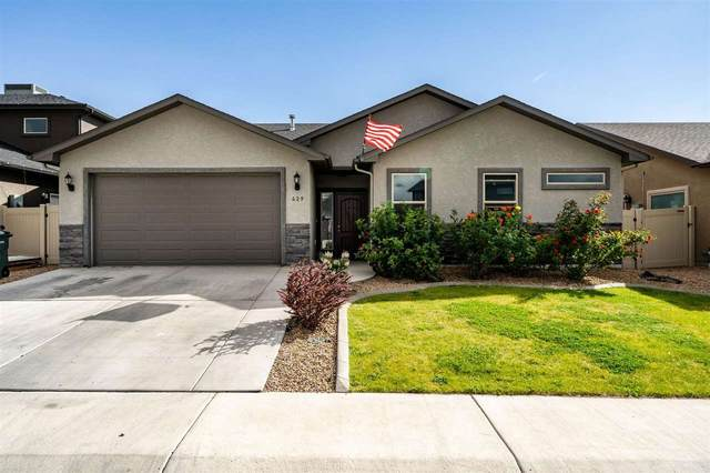 429 Donogal Drive, Grand Junction, CO 81504 (MLS #20212545) :: The Joe Reed Team