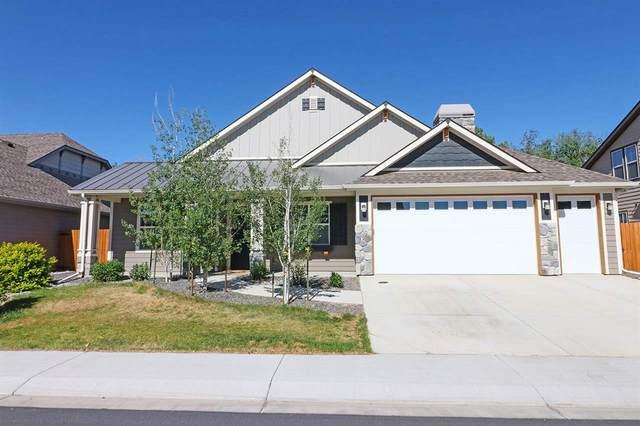 689 Creek Lane, Grand Junction, CO 81505 (MLS #20212564) :: Michelle Ritter