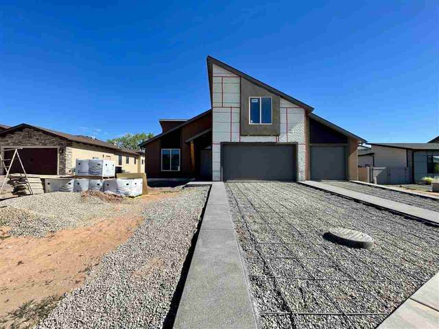 718 Roundup Drive, Grand Junction, CO 81507 (MLS #20212583) :: The Joe Reed Team
