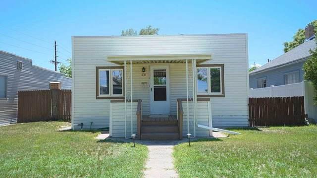 631 Belford Avenue, Grand Junction, CO 81501 (MLS #20212585) :: Michelle Ritter