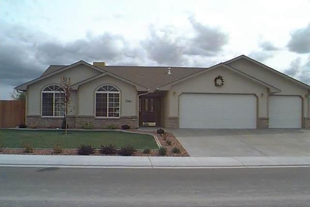 2561 Westwood Drive, Grand Junction, CO 81505 (MLS #20212591) :: The Danny Kuta Team