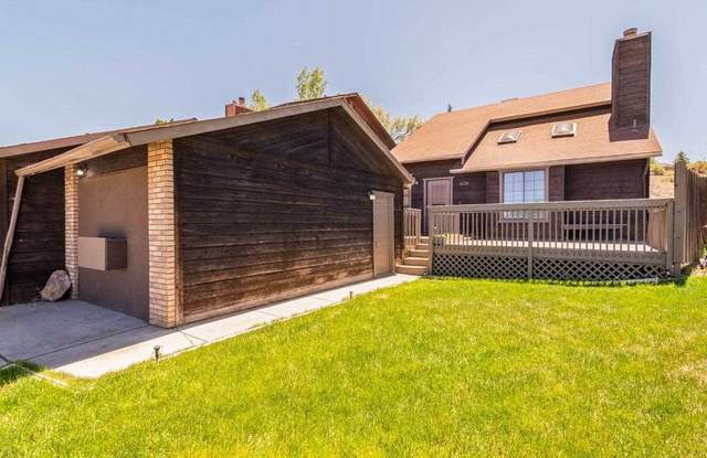 420 Pleasant Hollow Court, Grand Junction, CO 81507 (MLS #20212593) :: Michelle Ritter