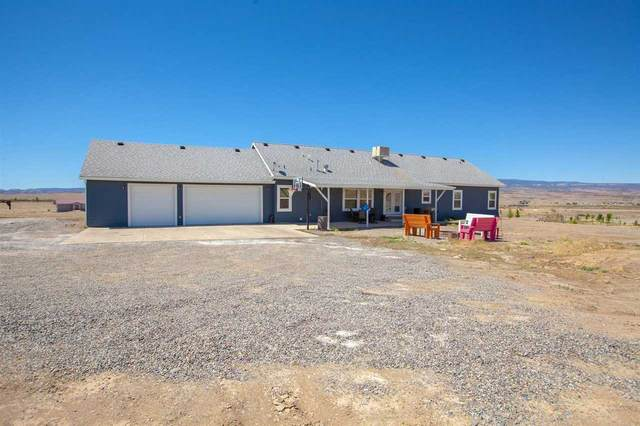 3484 Silverstone Drive, Whitewater, CO 81527 (MLS #20212598) :: The Grand Junction Group with Keller Williams Colorado West LLC