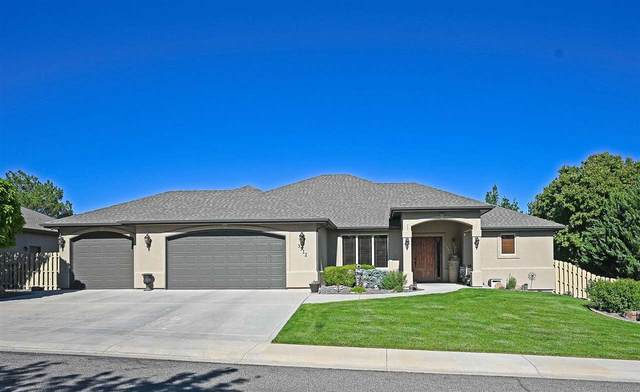 3512 Woodgate Drive, Grand Junction, CO 81506 (MLS #20212611) :: Michelle Ritter