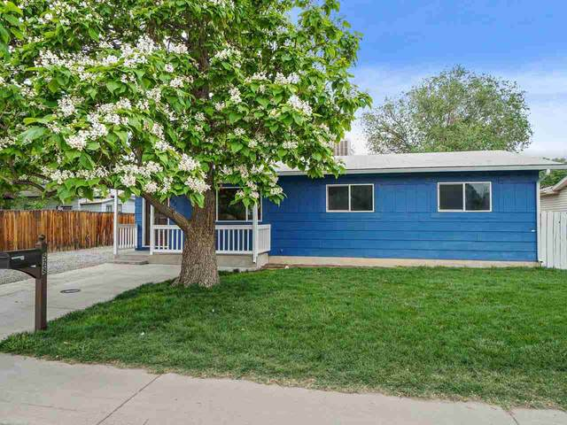 528 Melody Lane, Grand Junction, CO 81501 (MLS #20212615) :: Michelle Ritter