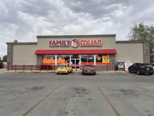2776 Acrin Avenue, Grand Junction, CO 81503 (MLS #20212619) :: The Danny Kuta Team