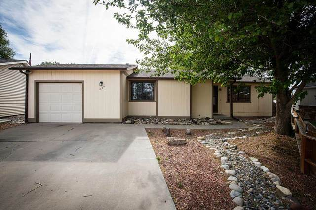 3147 Cripple Creek Court, Grand Junction, CO 81504 (MLS #20212625) :: The Grand Junction Group with Keller Williams Colorado West LLC
