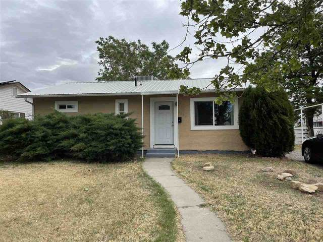1808 N 26th Street, Grand Junction, CO 81501 (MLS #20212626) :: Michelle Ritter