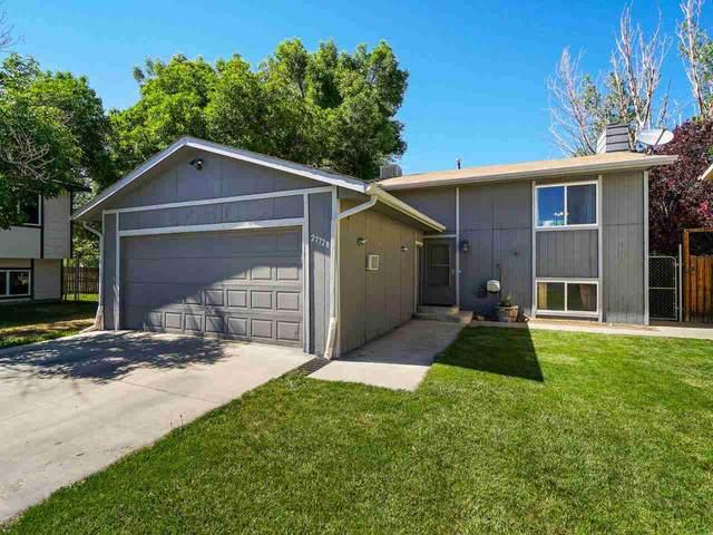 2772 1/2 Monroe Court, Grand Junction, CO 81503 (MLS #20212629) :: Michelle Ritter