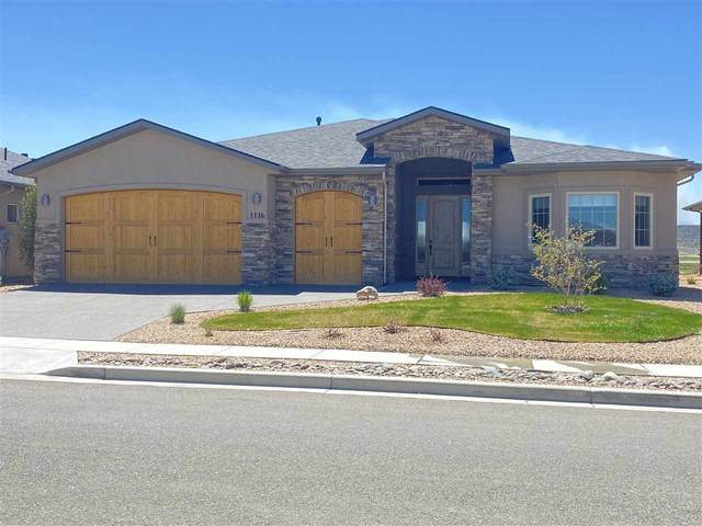 1116 San Sophia  Drive, Montrose, CO 81403 (MLS #20212631) :: The Christi Reece Group