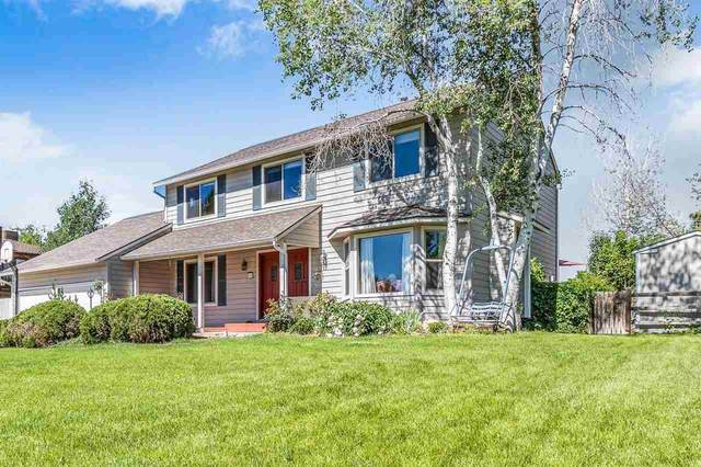 811 Lanai Drive, Grand Junction, CO 81506 (MLS #20212633) :: Michelle Ritter