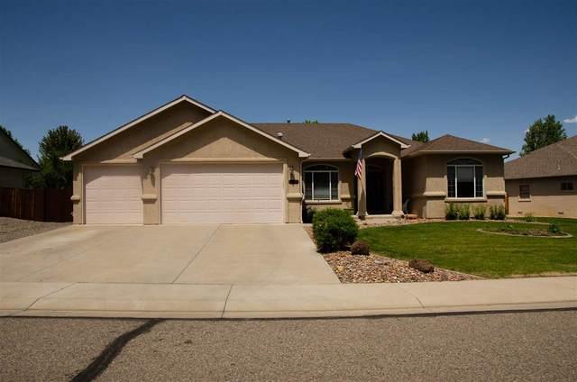 2068 Pannier Court, Grand Junction, CO 81057 (MLS #20212639) :: Michelle Ritter