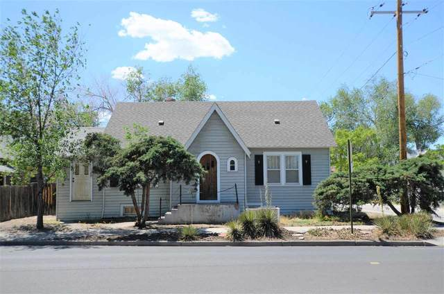 415 N 12th Street, Grand Junction, CO 81501 (MLS #20212640) :: The Grand Junction Group with Keller Williams Colorado West LLC
