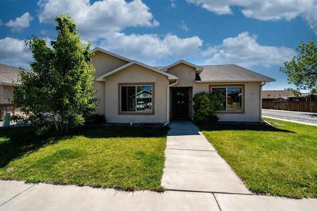 554 Acacia Avenue, Grand Junction, CO 81504 (MLS #20212644) :: The Joe Reed Team