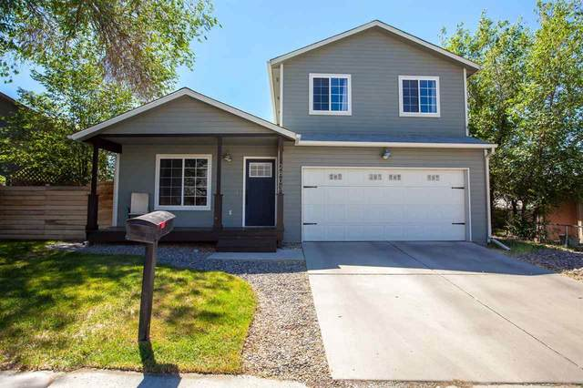 2803 Bookcliff Avenue, Grand Junction, CO 81501 (MLS #20212649) :: Michelle Ritter