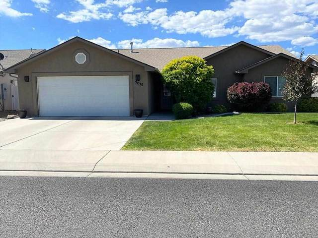 3015 Oakwood Drive, Grand Junction, CO 81504 (MLS #20212653) :: The Kimbrough Team | RE/MAX 4000