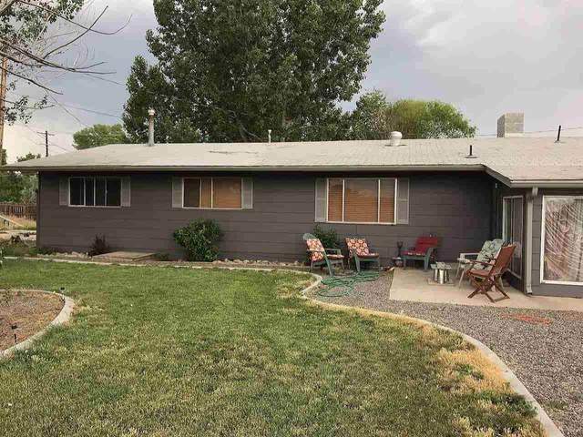 354 29 Road, Grand Junction, CO 81504 (MLS #20212658) :: Michelle Ritter