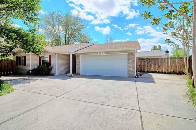 484 1/2 Ridge Lane, Grand Junction, CO 81504 (MLS #20212660) :: The Danny Kuta Team