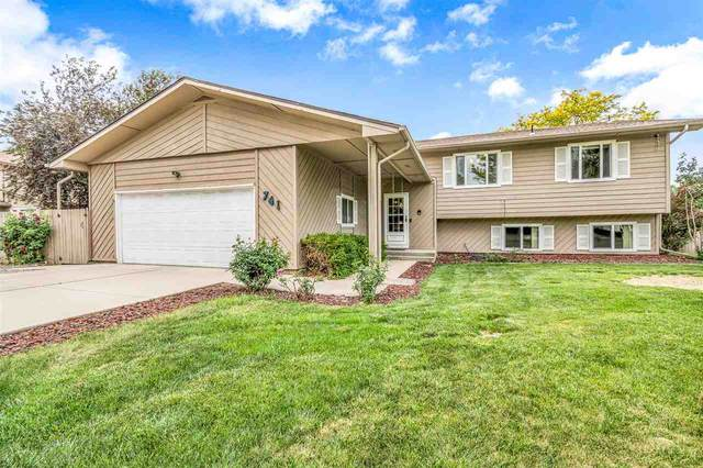 741 Flower Street, Grand Junction, CO 81506 (MLS #20212667) :: The Grand Junction Group with Keller Williams Colorado West LLC