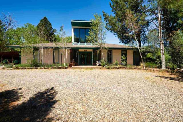 346 S Redlands Road, Grand Junction, CO 81507 (MLS #20212678) :: The Grand Junction Group with Keller Williams Colorado West LLC