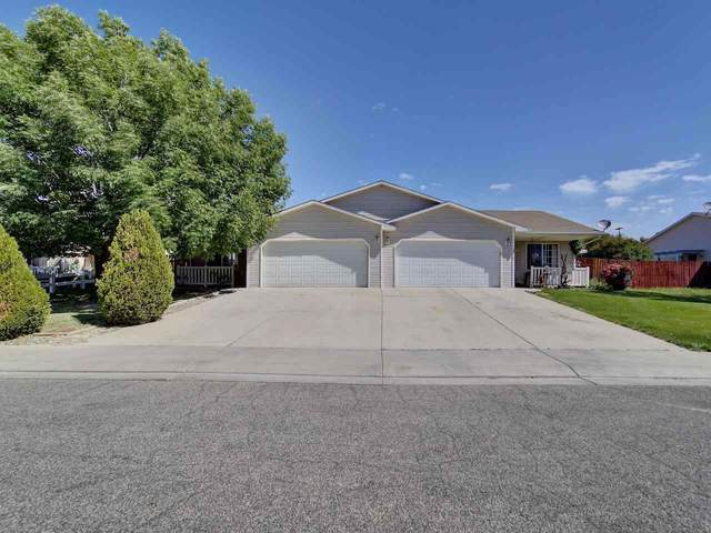 2932 Kennedy Avenue A, Grand Junction, CO 81504 (MLS #20212688) :: The Grand Junction Group with Keller Williams Colorado West LLC