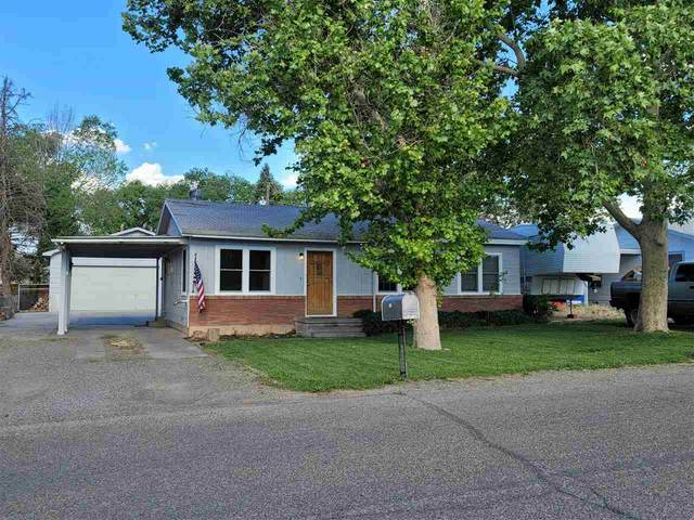 196 Glory View Drive, Grand Junction, CO 81503 (MLS #20212690) :: The Joe Reed Team