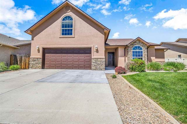 721 1/2 Willow Creek Road, Grand Junction, CO 81505 (MLS #20212691) :: Michelle Ritter
