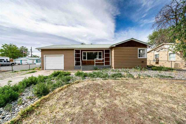 2541 Texas Avenue, Grand Junction, CO 81501 (MLS #20212699) :: The Grand Junction Group with Keller Williams Colorado West LLC