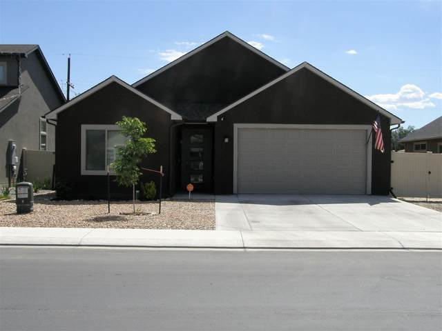 558 Red Cedar Way, Grand Junction, CO 81504 (MLS #20212701) :: The Grand Junction Group with Keller Williams Colorado West LLC