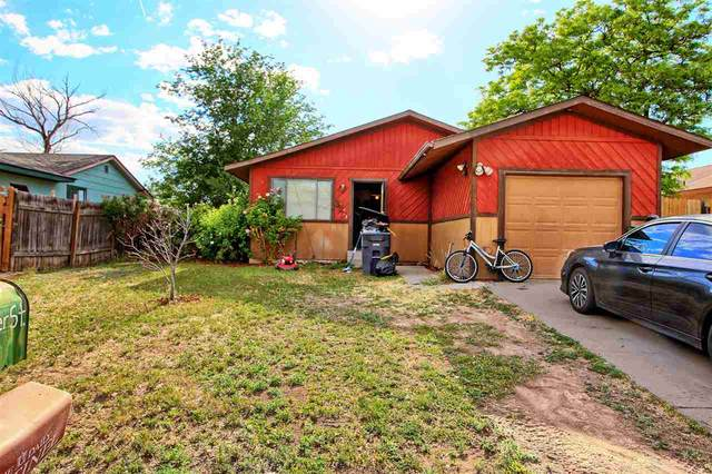 237 Beaver Street, Grand Junction, CO 81503 (MLS #20212705) :: The Grand Junction Group with Keller Williams Colorado West LLC