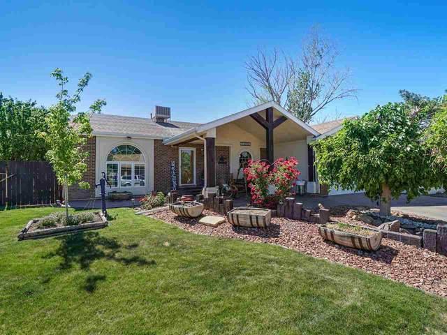 589 Eastbrook Street, Grand Junction, CO 81504 (MLS #20212706) :: Michelle Ritter