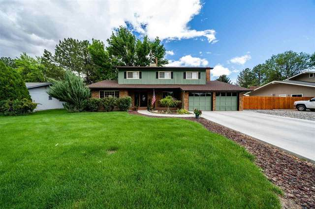 610 Rushmore Drive, Grand Junction, CO 81507 (MLS #20212726) :: The Christi Reece Group