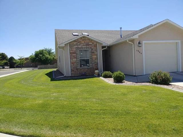 590 1/2 Belhaven Way, Grand Junction, CO 81501 (MLS #20212728) :: The Grand Junction Group with Keller Williams Colorado West LLC