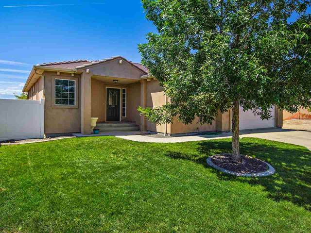 2869 Sophia Way, Grand Junction, CO 81501 (MLS #20212745) :: The Grand Junction Group with Keller Williams Colorado West LLC