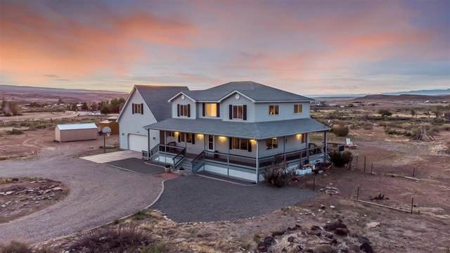 508 Red Tail Court, Whitewater, CO 81527 (MLS #20212757) :: The Danny Kuta Team