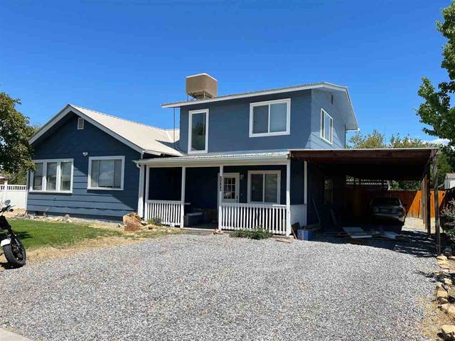 2840 Kennedy Avenue, Grand Junction, CO 81501 (MLS #20212759) :: The Christi Reece Group