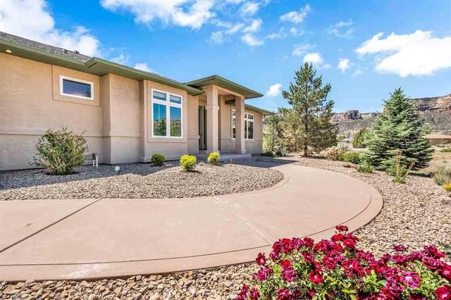 348 Dakota Circle, Grand Junction, CO 81507 (MLS #20212766) :: Michelle Ritter